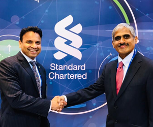 Traydstream and Standard Chartered Announce Strategic Introduction Agreement