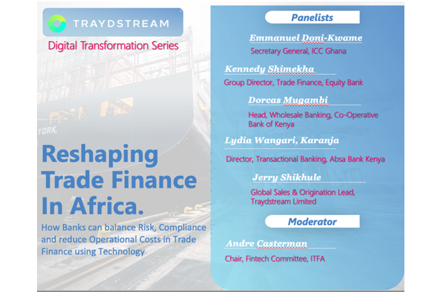 Reshaping Trade Finance in Africa – Webinar of 7 July 2021